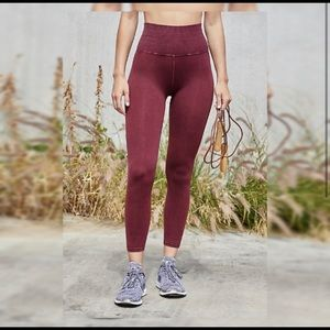 Free People High Rise 7/8 Good Karma Legging XS/S